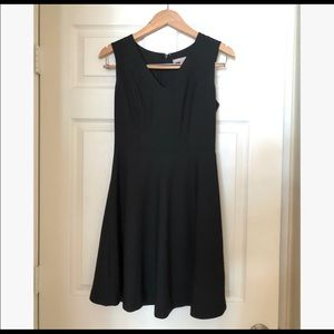 Banana Republic black dress, 2